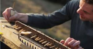 サミエル 割り箸ピアノ